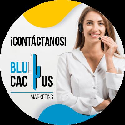 BluCactus - 10 tips y trucos para hacer una presentación de negocios exitosa - contacto