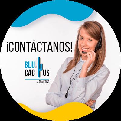 BluCactus - Estrategias de marketing para la industria financiera - contactenos