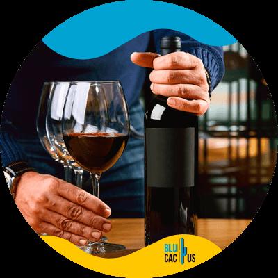 BluCactus - Marketing en el sector vinícola - ejemplo de vino