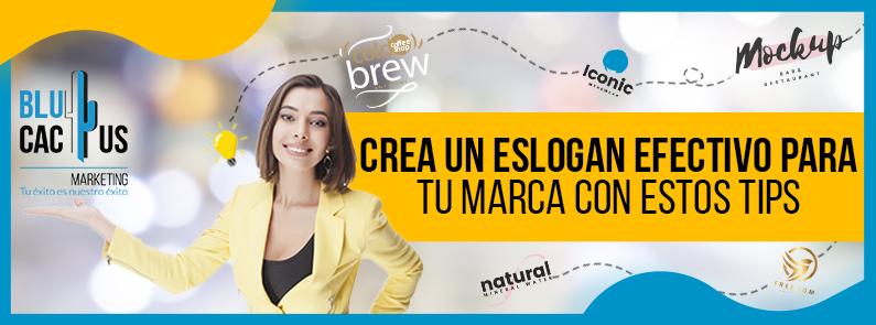 BluCactus - eslogan efectivo para tu marca- titulo