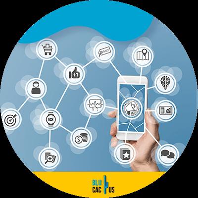 BluCactus - tendencias de Marketing para empresas de seguros -celular