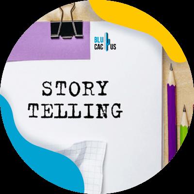 BluCactus - storytelling