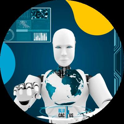 BluCactus - robot