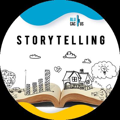 BluCactus - Estrategias de marketing para la industria financiera - storytelling