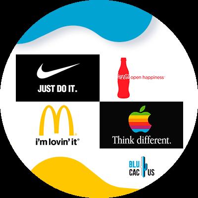 BluCactus - Branding 101 para comenzar tu negocio - ejemplo de branding importante