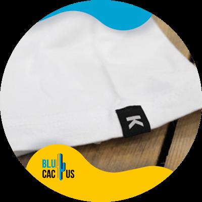 BluCactus - diseños de etiquetas de ropa y personaliza tus productos - ejemplo de etiquetas