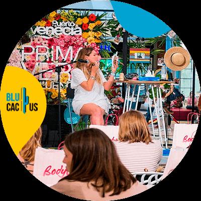 BluCactus - Evenementen voor bloggers en influencers
