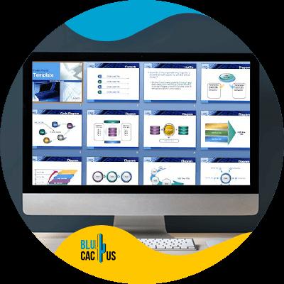BluCactus - 10 tips y trucos para hacer una presentación de negocios exitosa - ejemplo de una presentacion exitosa