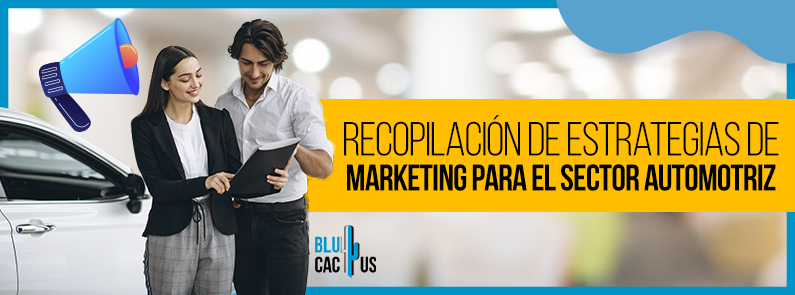 BluCactus - Marketing para el sector automotriz - titulo