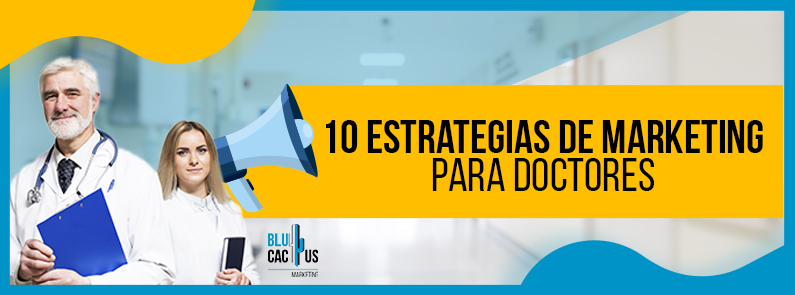 BluCactus - estrategias de marketing para doctores - titulo