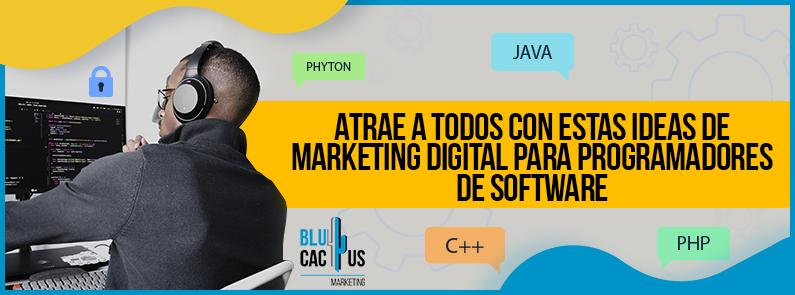 BluCactus - Marketing digital para Programadores de software - title