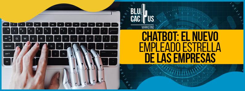 BluCactus - chatbots - titulo