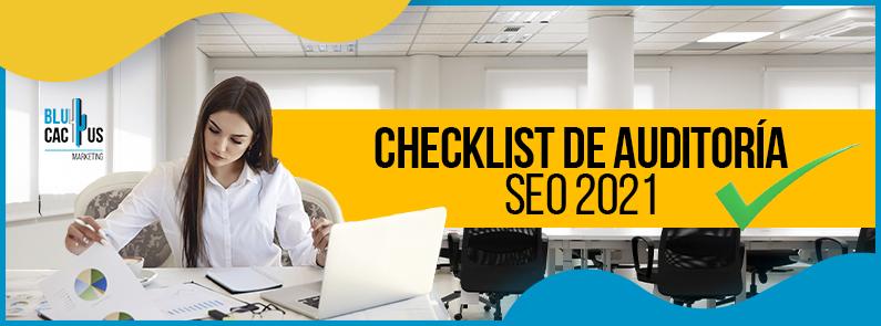 BluCactus - Checklist de auditoría SEO 2021 - title