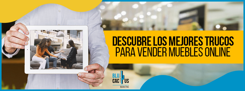 BluCactus - Descubre los mejores trucos para vender muebles online - titulo