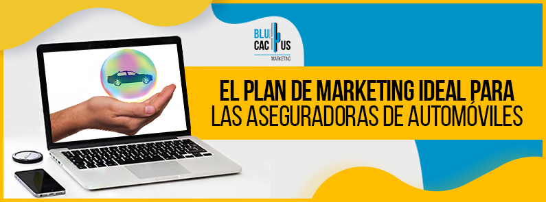 BluCactus - El plan de marketing ideal para las aseguradoras de automóviles - titulo