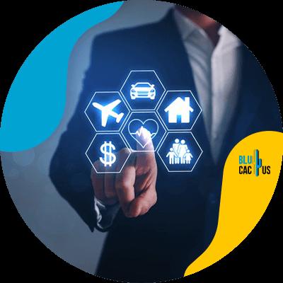 BluCactus - El plan de marketing ideal para las aseguradoras de automóviles - datos importantes con información valiosa