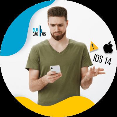 BluCactus - cambios de Apple pueden limitar esfuerzos de marketing - ios14