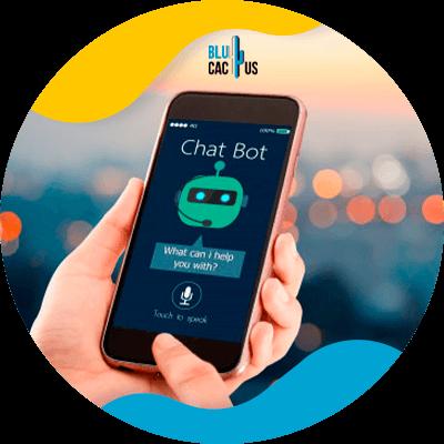 BluCactus - chatbots - robot inteligente