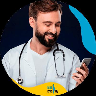 BluCactus - medico profesional