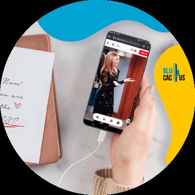 BluCactus - celular con datos interesantes