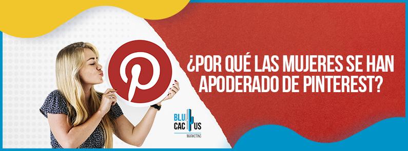 BluCactus - mujeres en Pinterest - TITULO