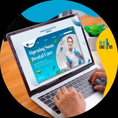 BluCactus - Estrategias de marketing para clínicas dentales - persona profesional