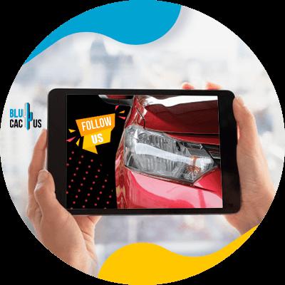 BluCactus - marcas automotrices pueden ganar clientes digitales - ejemplo de tecnología