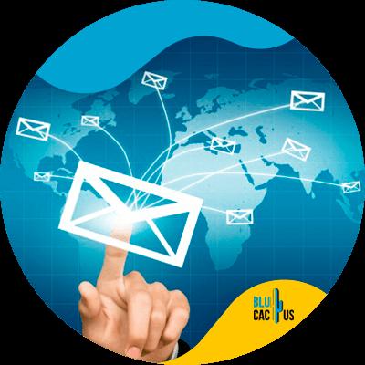 BluCactus - solicitud de un préstamo online - correo