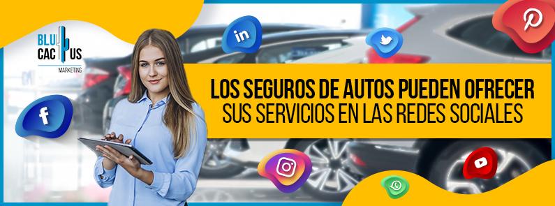 BluCactus -seguros de autos pueden ofrecer sus servicios en las redes sociales - titulo