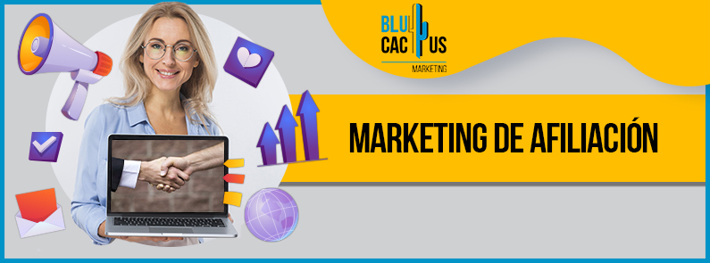 BluCactus - Marketing de afiliación - titulo