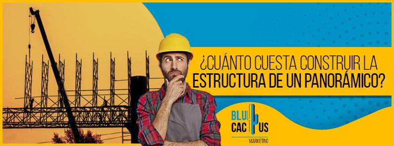 BluCactus - estructura de un panorámico - titulo