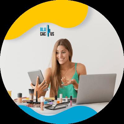 BluCactus - mujer profesional