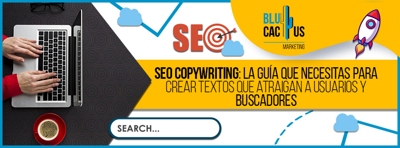 BluCactus - SEO Copywriting - titulo