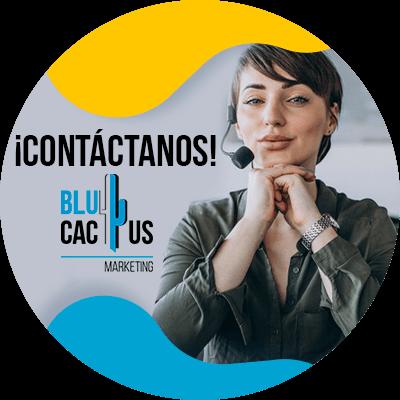 BluCactus - estrategia de marketing en pinterest - contacto