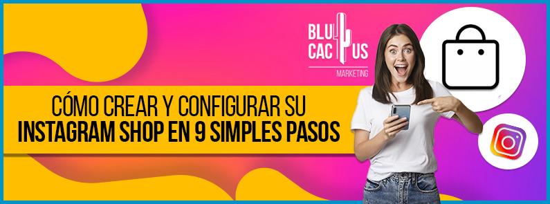 BluCactus - Instagram Shop - title