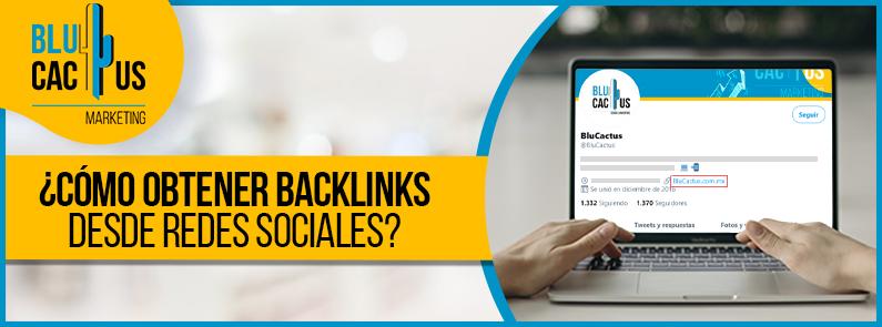 BluCactus - backlinks desde redes sociales - titulo