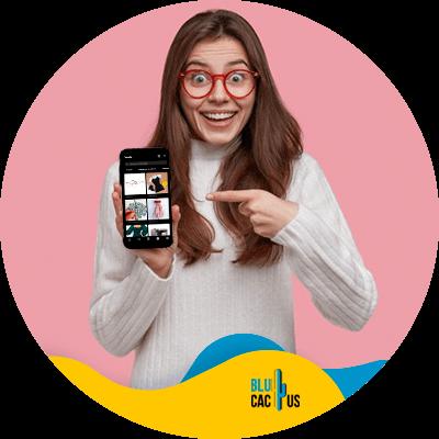 BluCactus - Instagram Shop -informacion importante