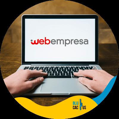 BluCactus - hosting para bloggers - Webempresa