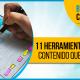 BluCactus - herramientas para creación de contenido - titulo