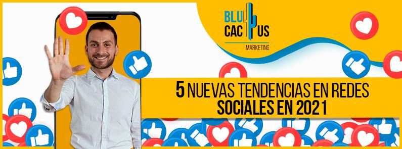 BluCactus - nuevas tendencias en redes sociales - titulo