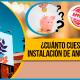 BluCactus - permiso de instalación de anuncios publicitarios - titulo