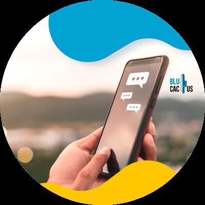 Blucactus-4-Ofrece opinión del cliente - Las 19 Mejores Estrategias de Retención de Clientes para Emprendedores Digitales