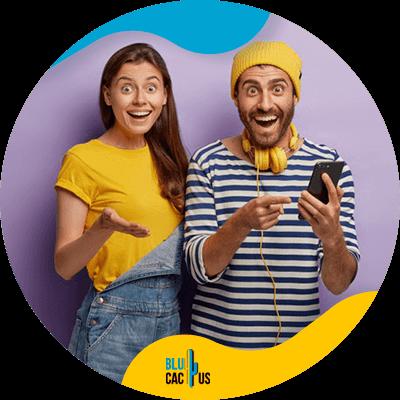 Blucactus-7-Deleita a tus clientes - Las 19 Mejores Estrategias de Retención de Clientes para Emprendedores Digitales