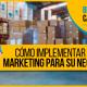 BluCactus - Estrategias de marketing para su negocio de entregas - banner