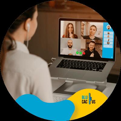 Blucactus - Ve webinars y seminarios