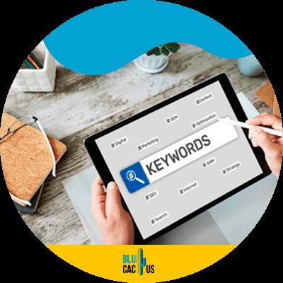 Blucactus - Guía para SEO on page en el 2021 - evita el uso excesivo de palabras clave