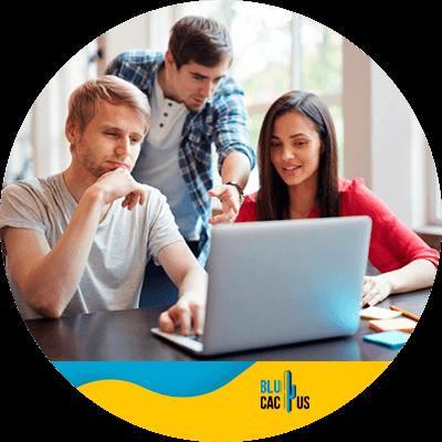 Blucactus - Cómo poner en marcha tu carrera en marketing digital -haz un curso pago