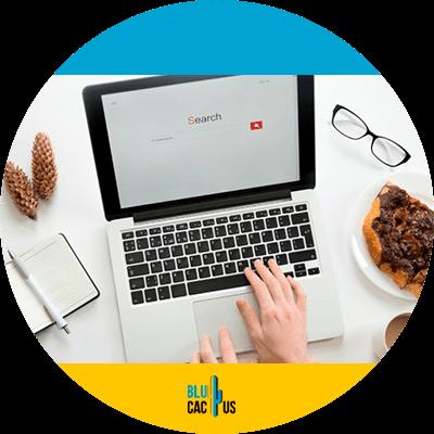 Blucactus - Guía de SEO para E-Commerce en el 2021 - investigacion de palabras claves
