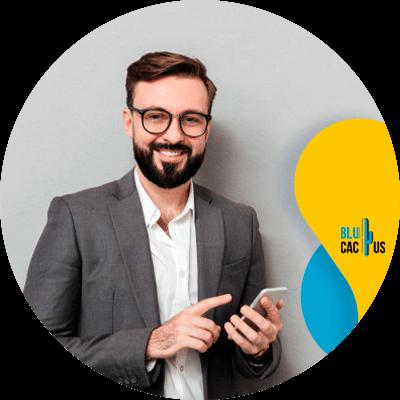 Blucactus - sigue a expertos de marketing digital