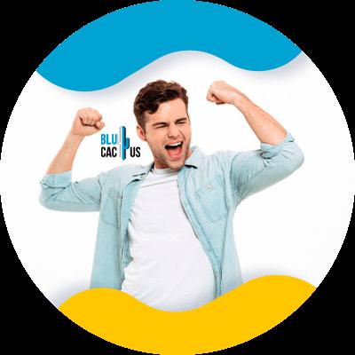 Blucactus - 15. Sé feliz, 17 maneras de ser más productivo mientras blogueas